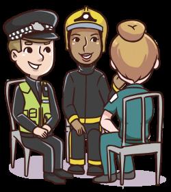 Emergency personel