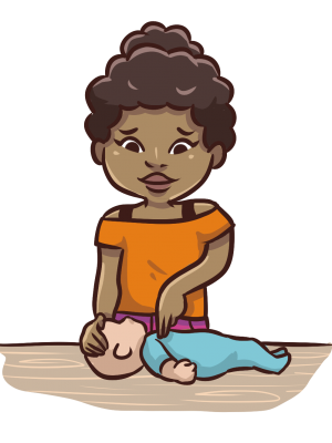 melody infant cpr